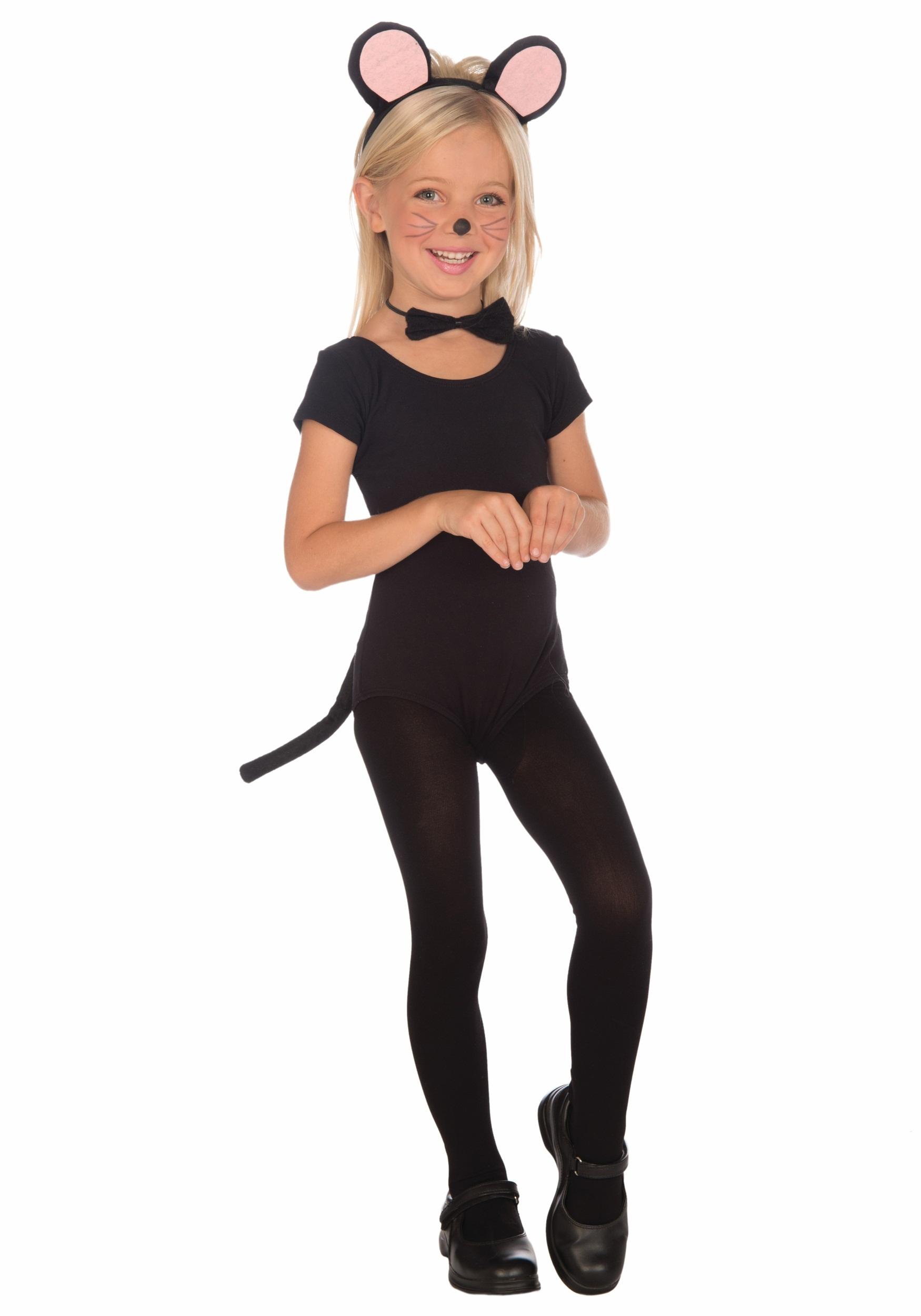 Back toAnimal u0026 Bug Costumes Halloween Accessories Mouse Costumes  sc 1 st  Halloween Costumes & Child Mouse Kit - Halloween Costumes