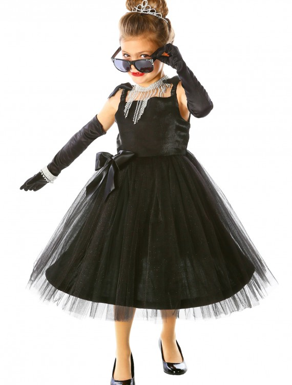 Child Movie Star Costume, halloween costume (Child Movie Star Costume)