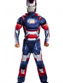 Child Muscle Iron Patriot Costume, halloween costume (Child Muscle Iron Patriot Costume)