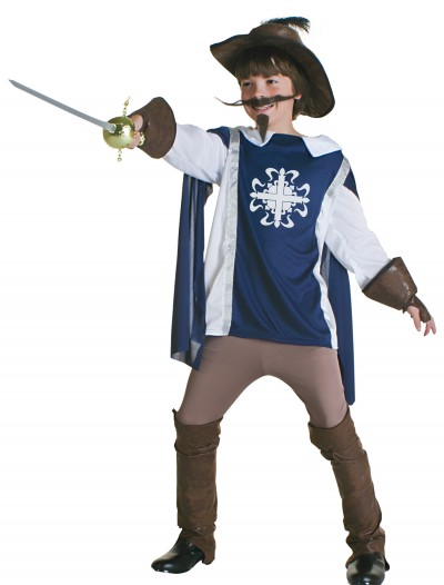 Child Musketeer Costume, halloween costume (Child Musketeer Costume)