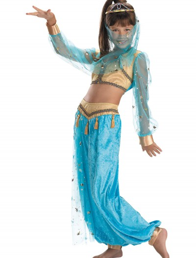 Child Mystical Genie Costume, halloween costume (Child Mystical Genie Costume)