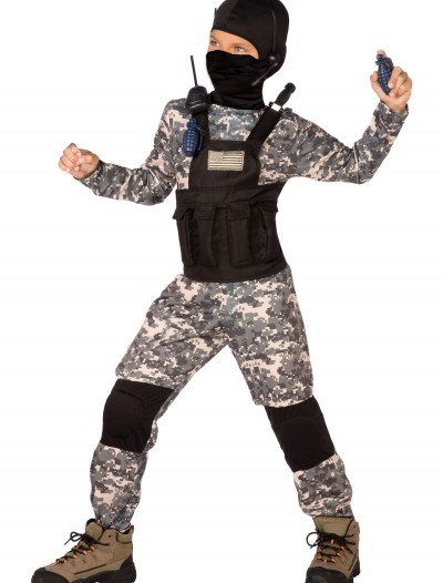 Child Navy Seal Costume, halloween costume (Child Navy Seal Costume)