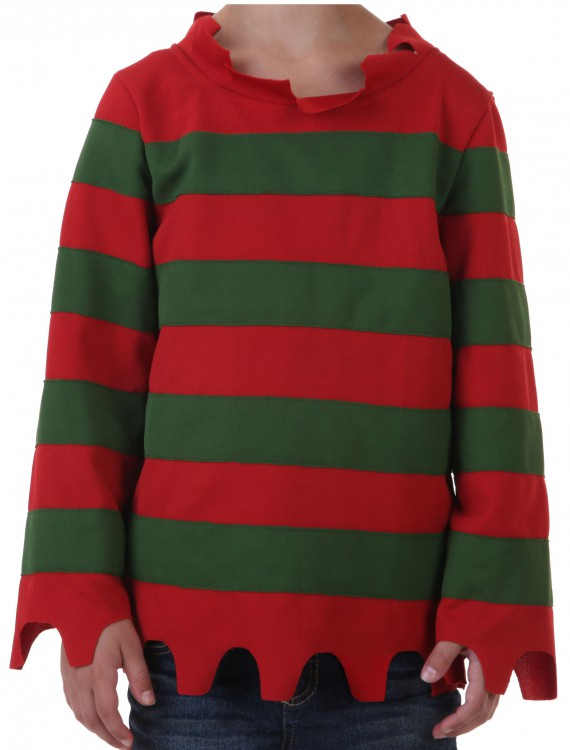 Child Nightmare Sweater, halloween costume (Child Nightmare Sweater)