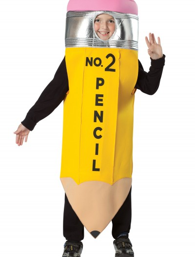 Child #2 Pencil Costume, halloween costume (Child #2 Pencil Costume)