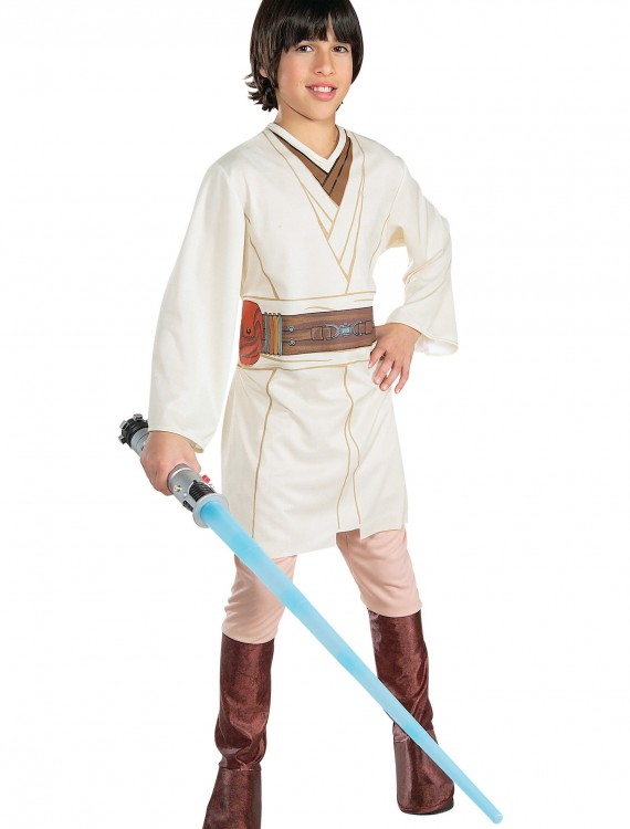 Child Obi Wan Kenobi Costume, halloween costume (Child Obi Wan Kenobi Costume)