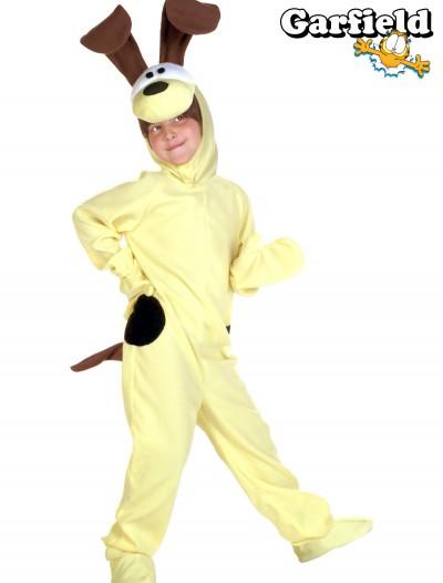 Child Odie Costume, halloween costume (Child Odie Costume)