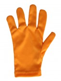 Child Orange Gloves, halloween costume (Child Orange Gloves)