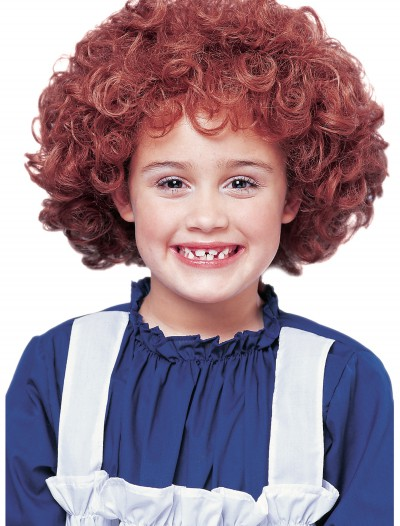 Child Orphan Wig, halloween costume (Child Orphan Wig)