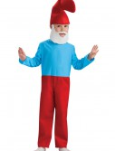 Child Papa Smurf Costume, halloween costume (Child Papa Smurf Costume)