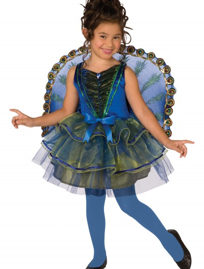 Child Peacock Costume, halloween costume (Child Peacock Costume)