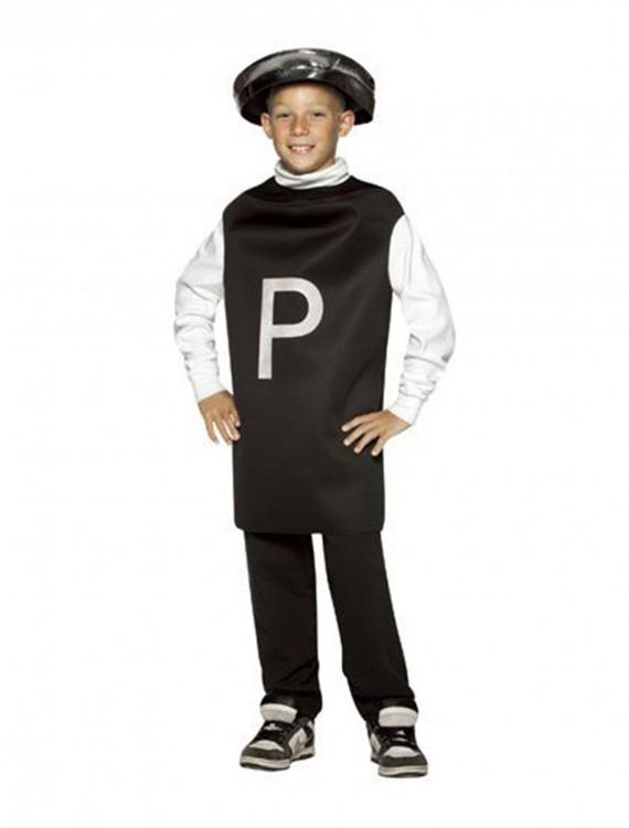 Child Pepper Shaker Costume, halloween costume (Child Pepper Shaker Costume)