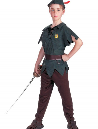Child Peter Pan Costume, halloween costume (Child Peter Pan Costume)