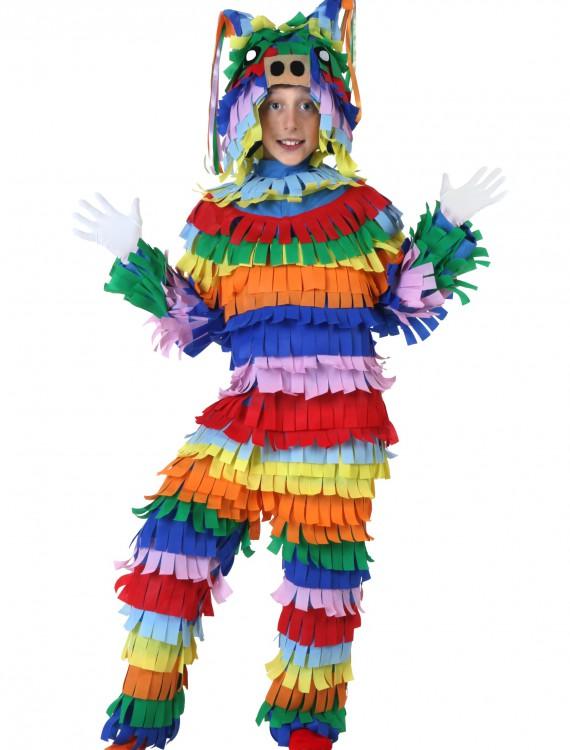 Child Pinata Costume, halloween costume (Child Pinata Costume)