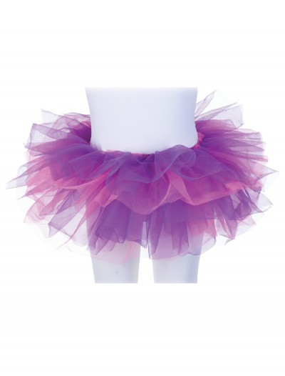 Child Pink and Purple Tutu, halloween costume (Child Pink and Purple Tutu)