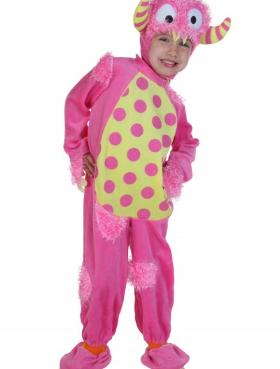 Child Pink Mini Monster Costume, halloween costume (Child Pink Mini Monster Costume)