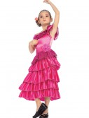 Child Pink Spanish Princess Costume, halloween costume (Child Pink Spanish Princess Costume)