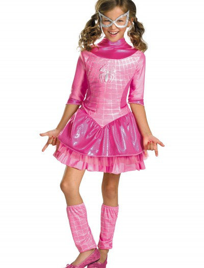 Child Pink Spider-Girl Costume, halloween costume (Child Pink Spider-Girl Costume)