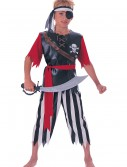 Child Pirate King Costume, halloween costume (Child Pirate King Costume)