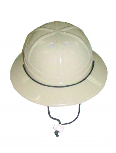 Child Plastic Pith Helmet, halloween costume (Child Plastic Pith Helmet)