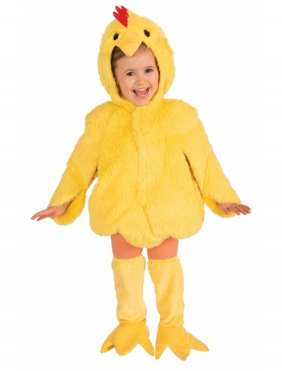 Child Plush Chicken Costume, halloween costume (Child Plush Chicken Costume)