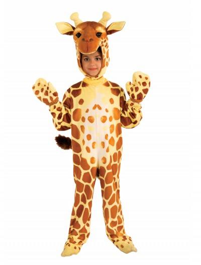 Child Plush Giraffe Costume, halloween costume (Child Plush Giraffe Costume)