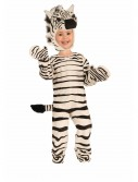 Child Plush Zebra Costume, halloween costume (Child Plush Zebra Costume)