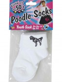 Child Poodle Socks, halloween costume (Child Poodle Socks)