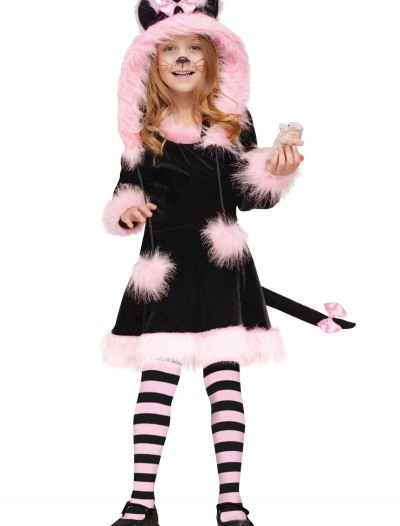 Child Pretty Kitty Costume, halloween costume (Child Pretty Kitty Costume)