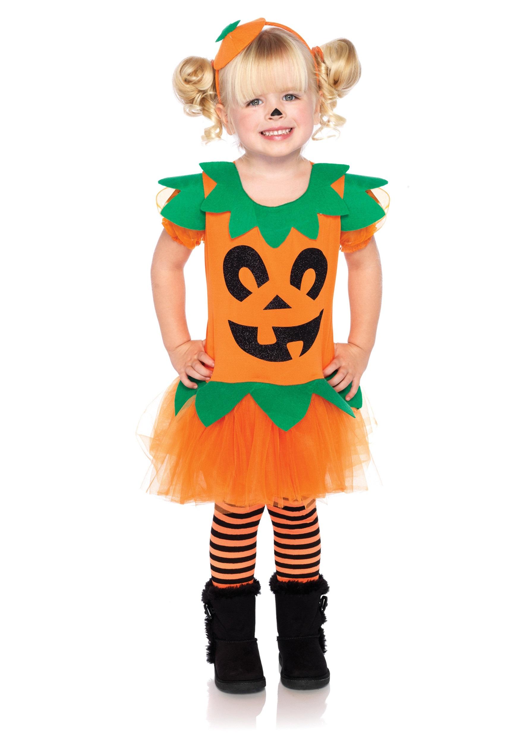 Child Pretty Pumpkin Costume  sc 1 st  Halloween Costumes & Child Pretty Pumpkin Costume - Halloween Costumes
