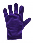 Child Purple Gloves, halloween costume (Child Purple Gloves)