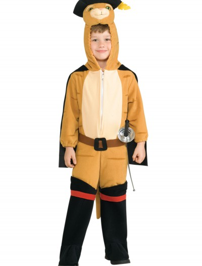 Child Puss in Boots Costume, halloween costume (Child Puss in Boots Costume)