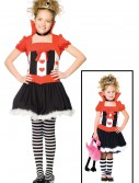 Child Queen of Hearts Costume, halloween costume (Child Queen of Hearts Costume)