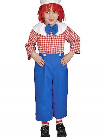 Child Rag Boy Costume, halloween costume (Child Rag Boy Costume)