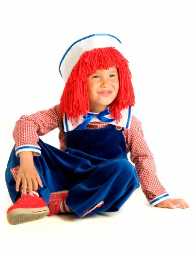 Child Raggedy Andy Costume, halloween costume (Child Raggedy Andy Costume)