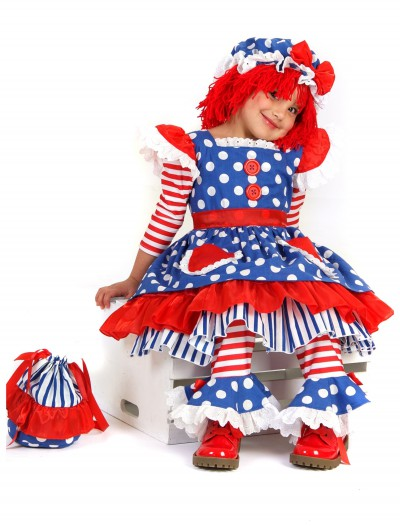 Child Raggedy Ann Costume, halloween costume (Child Raggedy Ann Costume)