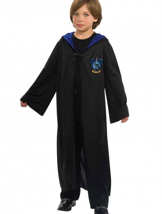 Child Ravenclaw Robe, halloween costume (Child Ravenclaw Robe)