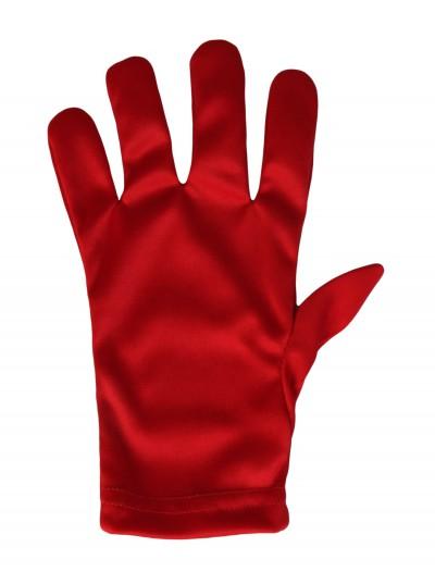 Child Red Gloves, halloween costume (Child Red Gloves)