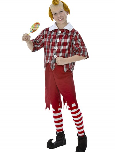 Child Red Munchkin Costume, halloween costume (Child Red Munchkin Costume)