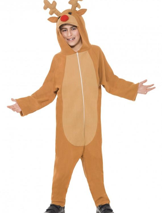 Child Reindeer Costume, halloween costume (Child Reindeer Costume)