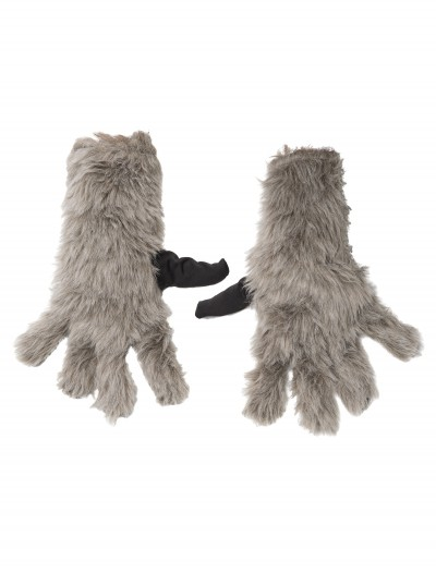 Child Rocket Raccoon Gloves, halloween costume (Child Rocket Raccoon Gloves)