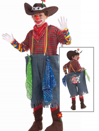 Child Rodeo Clown Costume, halloween costume (Child Rodeo Clown Costume)