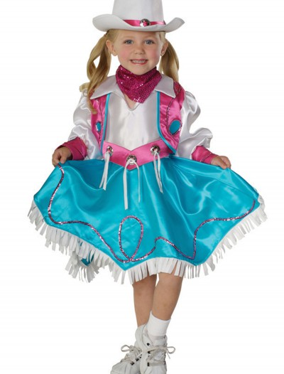 Child Rodeo Princess Costume, halloween costume (Child Rodeo Princess Costume)