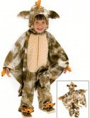 Child Rust Dragon Costume, halloween costume (Child Rust Dragon Costume)