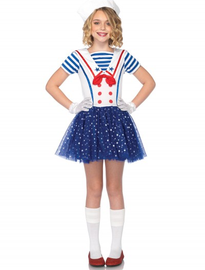 Child Sailor Sweetie Costume, halloween costume (Child Sailor Sweetie Costume)