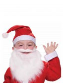 Child Santa Beard and Moustache, halloween costume (Child Santa Beard and Moustache)