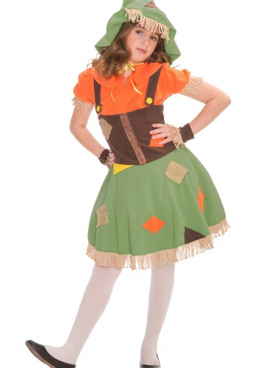 Child Sassy Scarecrow Costume, halloween costume (Child Sassy Scarecrow Costume)