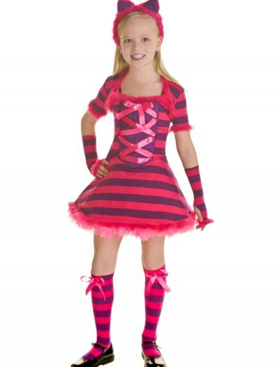 Child Sassy Wonderland Cat Costume, halloween costume (Child Sassy Wonderland Cat Costume)