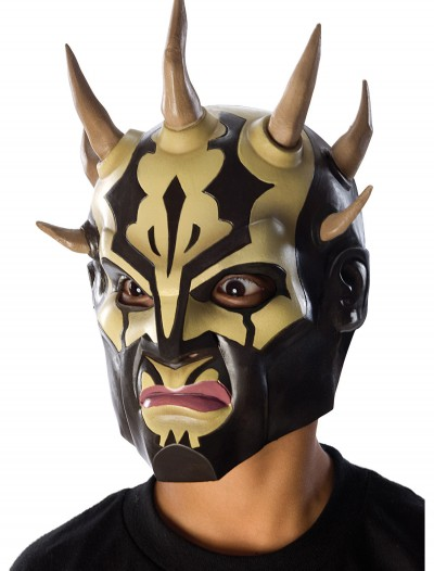 Child Savage Opress Mask, halloween costume (Child Savage Opress Mask)