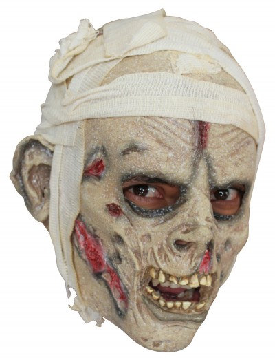 Child Scary Mummy Mask, halloween costume (Child Scary Mummy Mask)