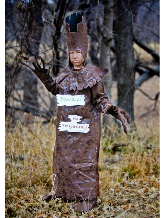 Child Scary Tree Costume, halloween costume (Child Scary Tree Costume)